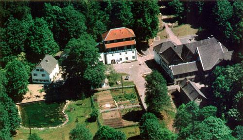 Rheinisches Industriemuseum Papiermühle Alte Dombach